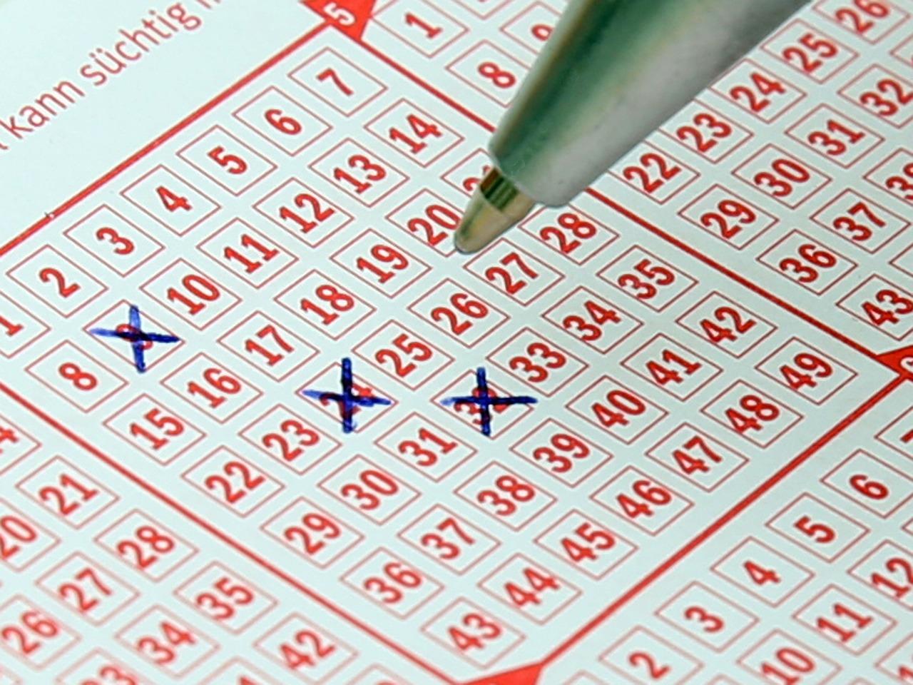 Die beste Lotto-App finden